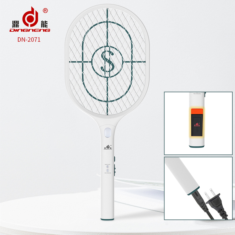 2071 Electric mosquito swatter