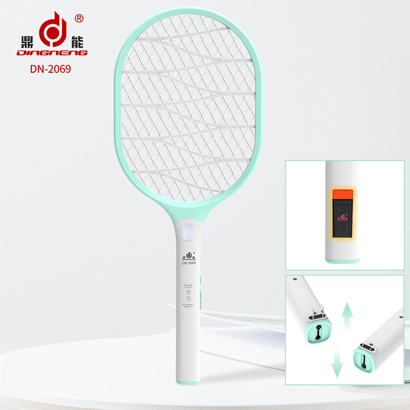 2069 Electric mosquito swatter